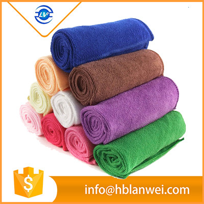 China supplier Widely Use Professional Made Car Cleaning Microfiber Towels