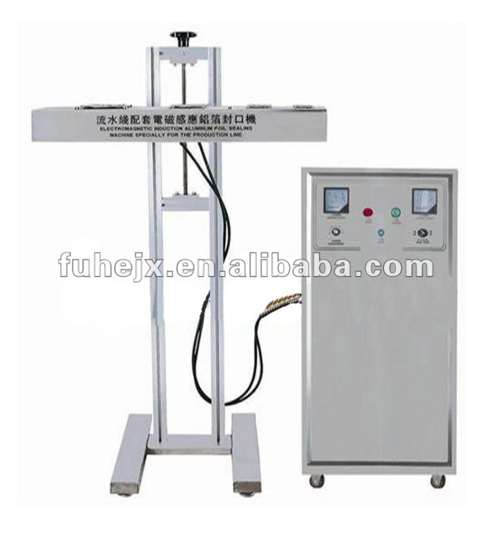 GLF-2100 Automatic Electromagnetic Induction Aluminum Foil sealer