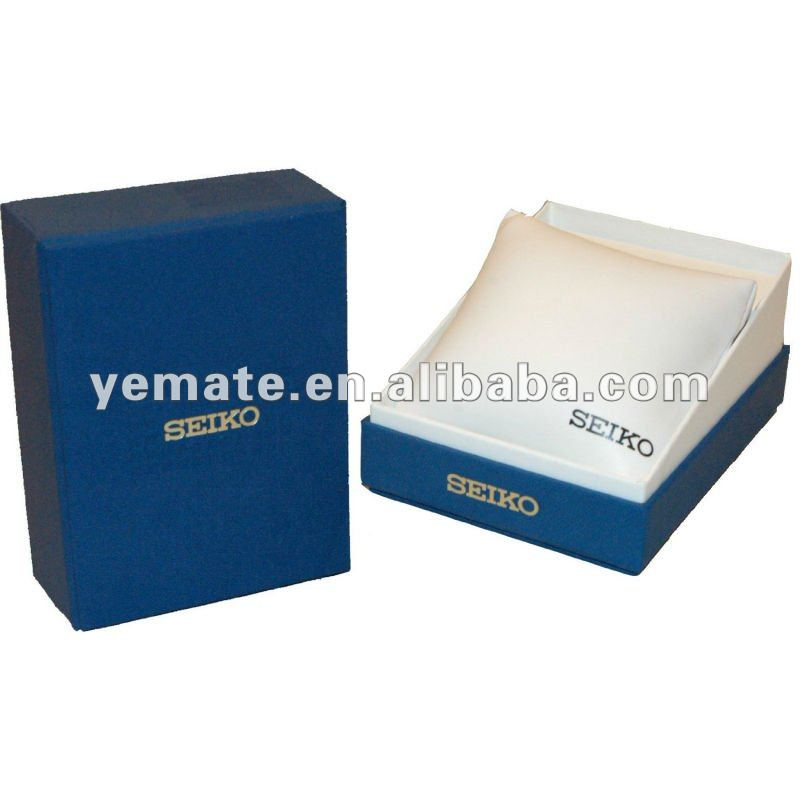 2012 new seiko paper watch box,watch display box,paper watch packaging boxes--HWB-8