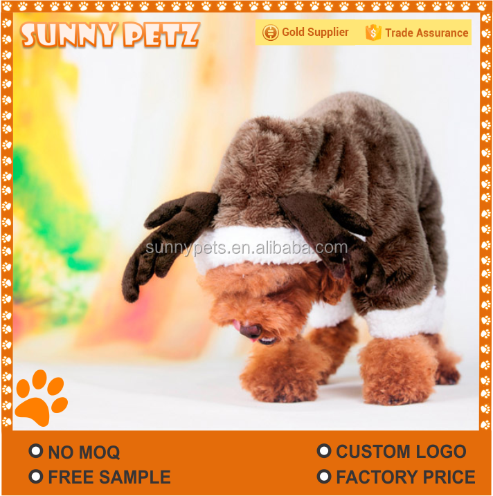 Dog Winter Jacket Fur Warm Dogs Cats Clothing For Pets