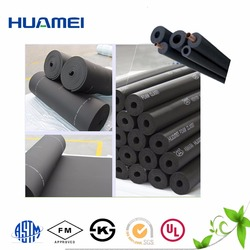 Nitrile closed cell rubber foam insulation sheet in china