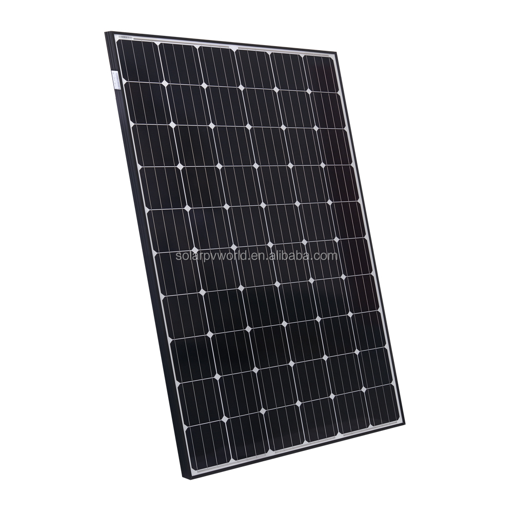 High quality A-grade cell high efficiency 270Watt solar panel price made in china