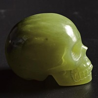 Hot Wholesale Natural Carved Skull For