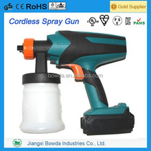 2014 Newest portable cordless spray gun