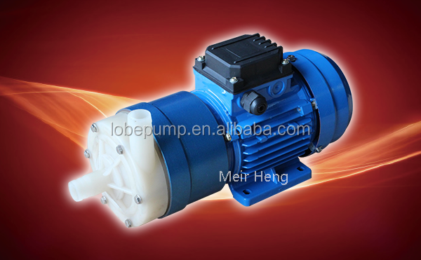 CQ-F engineering plastic magnetic drive pump small centrifugal pumps mini chemical pump
