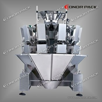 10 Heads 2.5L Combination Weigher