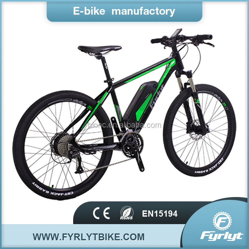 bafang power electric dirt bike 48v electric bicycle with low factory price