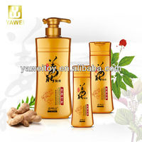 420ml Ginger Reinforcing Nourishing Hair Loss Shampoo