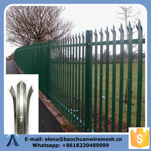 factory cheap sheet metal Euro fence panels