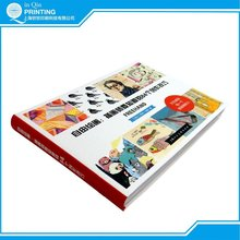 Professional company custom and cheap book printing service