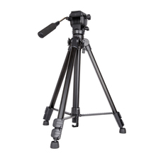 hot sell 10 years 27$ QZSD-Q333 handel panhead camcorder tripod telescope digital and video camera stand 1660 mm height
