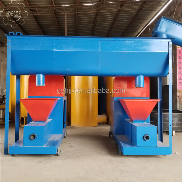 CE approved corn cob and sawdust briquette machine price