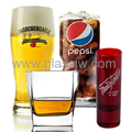 10oz customize trumpf pilsner beer glass wheat beer glasses