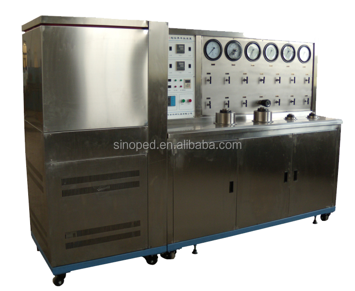 closed loop extraction machine