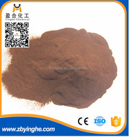 light yellow color Calcium Lignin Sulphonate salts