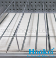 Auto-front Gravity Roller Shelf for Refrigerating Equipment