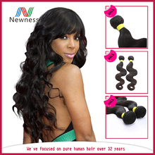 Full cuticle unprocessed virgin brazilian hair wholesale virgin human hair that last more than 2 years