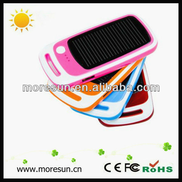 Mini travel size solar panel charger business essential for handphone/1500mA/2500mA