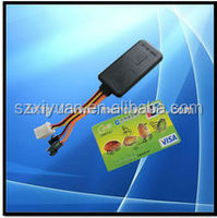 long battery life gps tracker for vehicle no screen size and SOS button
