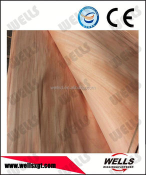 4'*8' A grade veneer kauri natural with 4x8 0.3mm veneer for plywood veneer