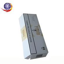 Luxury customized timer cigarrete cigarette box paper