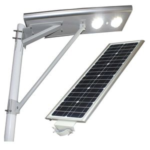 DC12V Integrated solar led street light 20W with 5 years warranty with PIR Sensor