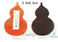 DIY decorative thermometer refrigerator art Paper Fridge Magnet