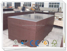 building material 18mm film faced plywood for oman/thick densified film faced plywood