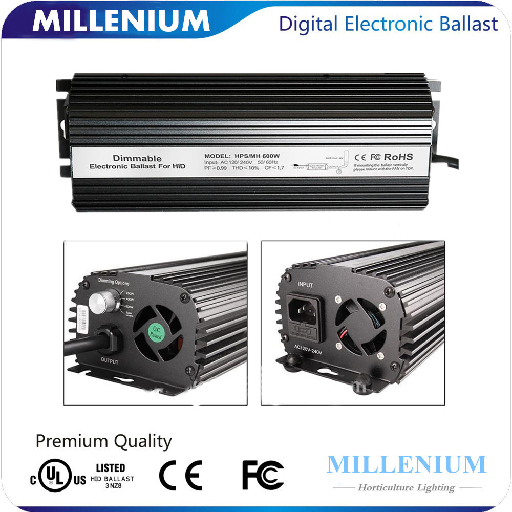Dimmable Electronic ballast 1000w