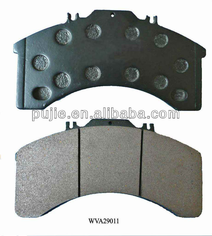 Disc Brake Pad for Iveco Bus WVA29011