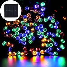 Hot Selling Christmas Decorative String Light Led Solar String Christmas Light Manufacturer in China
