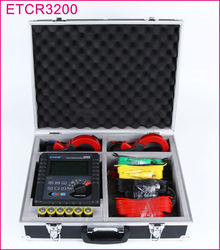 ETCR3200 Double Clamp Earthing Resistance Ground Resistivity Tester Multimeter(RS232)
