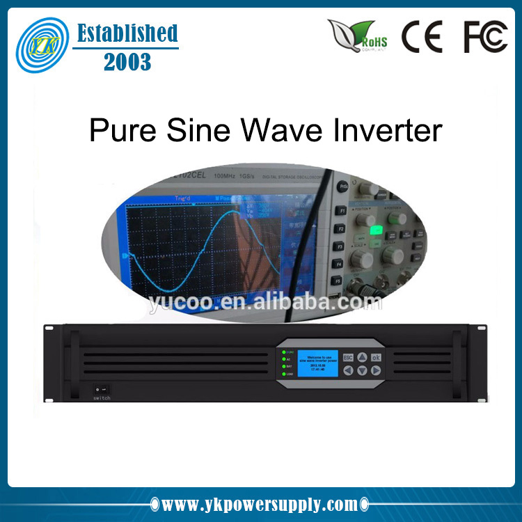 110v dc to 220v ac pure sine wave high frequency inverter