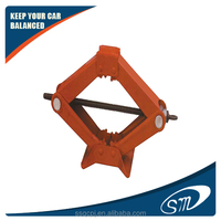2 ton electric scissor jack made in china with lowest price