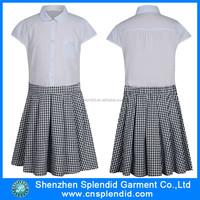 China wholesale middle school girl sex uniform in bulk