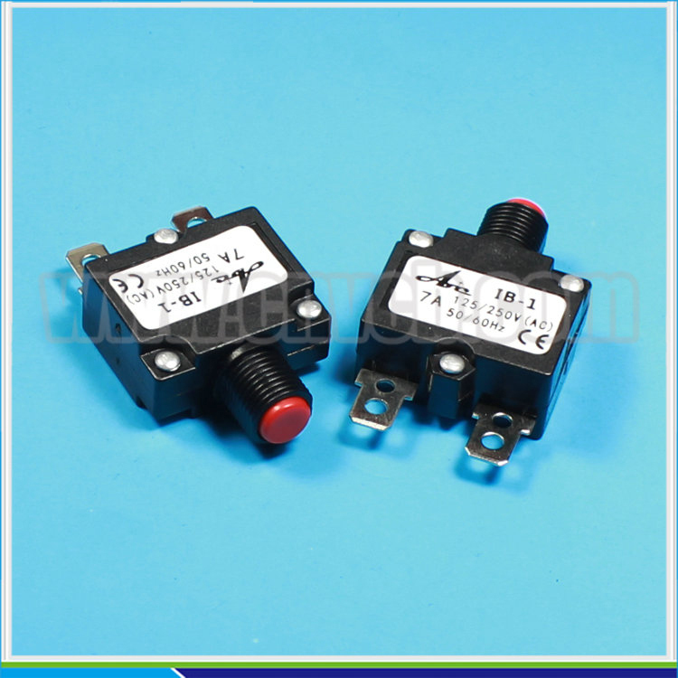 010 IB-1 7A New design overload protector for motor switch overload protector