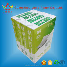 Best quality photocopier a4 copy paper 80 gsm in wholesale