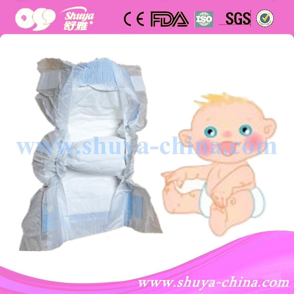 OEM healthy Baby diapers Baby nappies