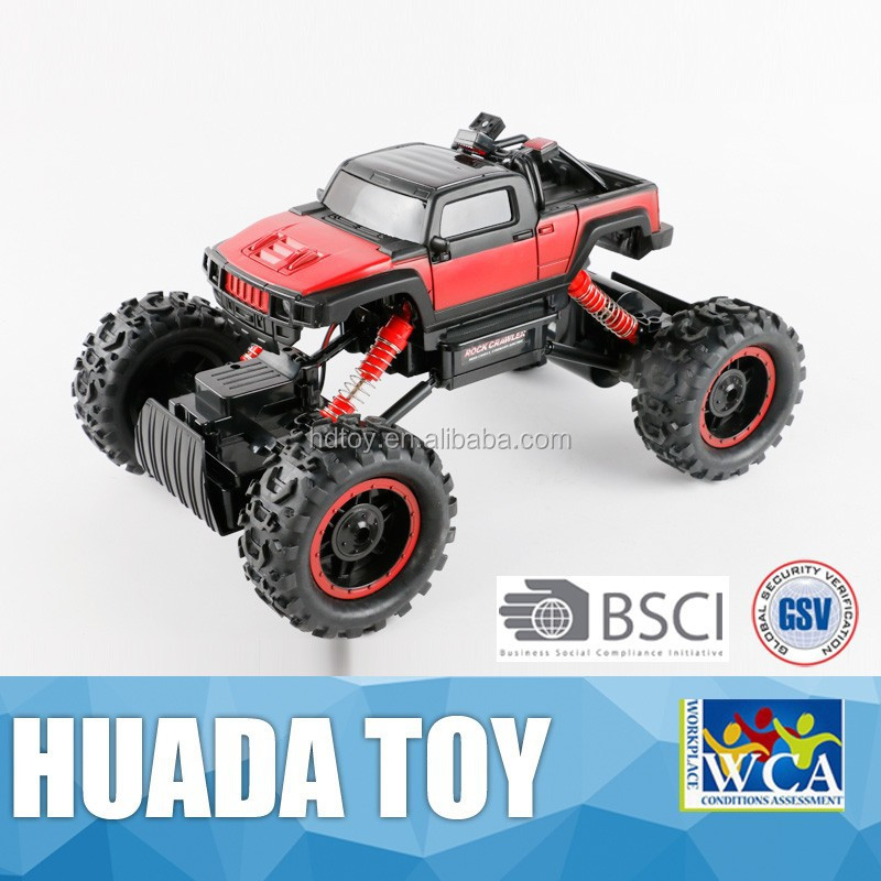 Factory price hot sale rc car rock crawler 1:14 scale 4WD 2.4G 5CH