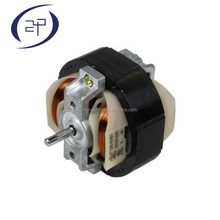 AC shade pole motor heater fan motor yj58 for small home appliances