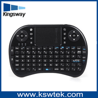 2.4g fly air mouse mini wireless keyboard