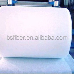 high quality long fiber non woven polyester roofing felt