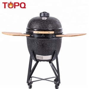 TOPQ Korea Bbq Double Sided Grill Pan Brick Pizza Ovens Sale