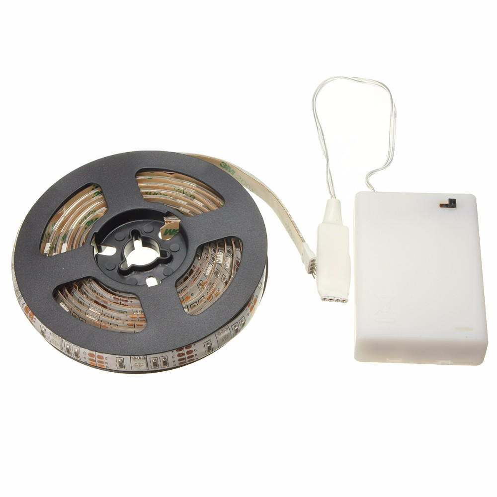 High Lumen China Manufacturer LED Strip Light Waterproof 5050 RGB SMD+Remote+IR Controller
