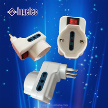 YiWu No.1 universal eu power socket with shutter multiple outlet electrical plug sockets