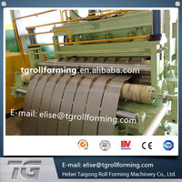automatic slitting machine with laminating function reached the quality control standards