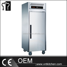 2016 Hot Selling Europe Design R134a/R404a Best fruit refrigerator