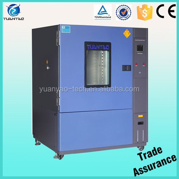 High quality environmental testing usage temperature humidity test system