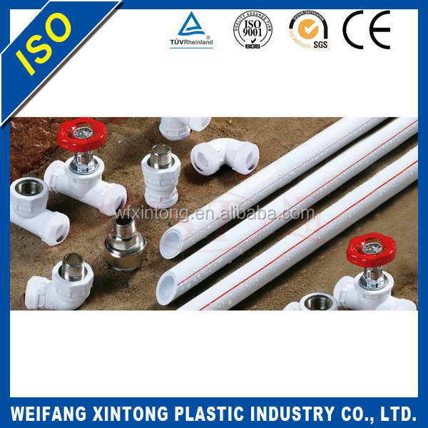 2015 Hot new Hot sale ppr pipe fitting ppr equal cross