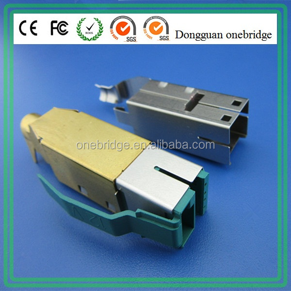 High quality custom micro usb male connector